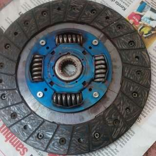 Clucth Plate Evo 1-3 / VR-4