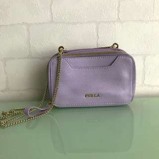 FURLA POUCH 100% Real