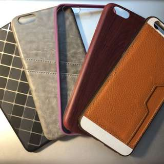iphone 6+ cover cases (all for $20)
