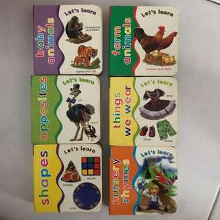 Baby/Children Picture Books