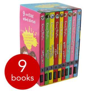Enid Blyton's St Clare's Series (9 Books)