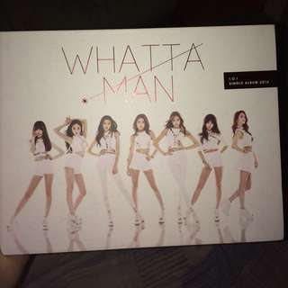IOI Whatta Man Mini Album