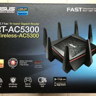 ASUS RT-AC5300 Tri-Band G Router