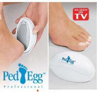 Ped Egg Foot Care