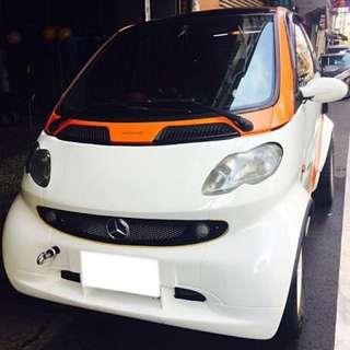 Smart Fortwo 自售 省油省稅金 小車