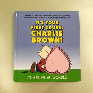 Charlie Brown comic book