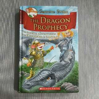 Geronimo Stilton The Dragon Prophecy