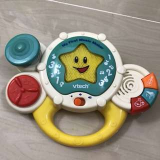 Vtech My First Music Maker (free postage)