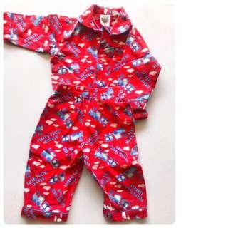 2 pc pyjamas