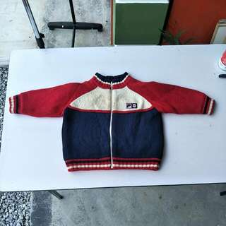 Sweater Fila Classic Kids