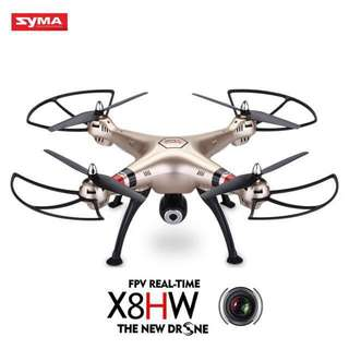 SYMA FPV Real-Time X8HW The New Drone