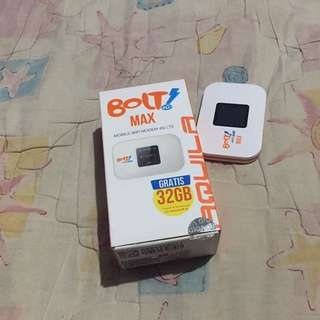 Modem bolt aquila max white battery 3000mAh