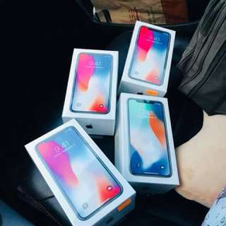 Brand New/Sealed iPhone X 64gb