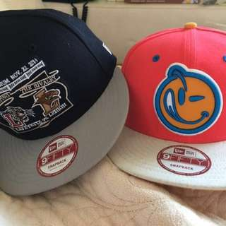 New Era 9fifty cap 帽 hat Nike adidas