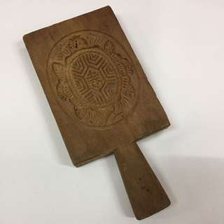 [51 TSCUT 052] Vintage wooden printings