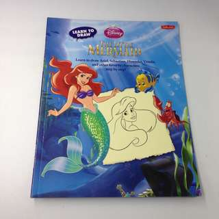 Learn to Draw The Little Mermaid