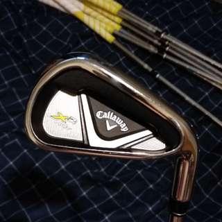 Callaway X2 hot golf Iron set RH
