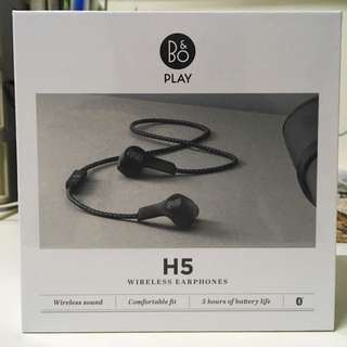 B&O Beoplay H5 Wireless Earphones