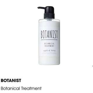 Botanist botanical treatment