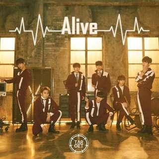 Target Mini Album Vol. 1 - Alive