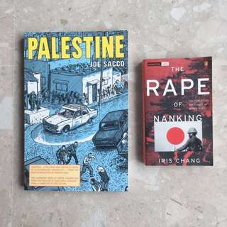 MINT Palestine, Rape of Nanking