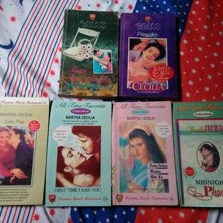 Martha Cecilia Pocketbook Collection