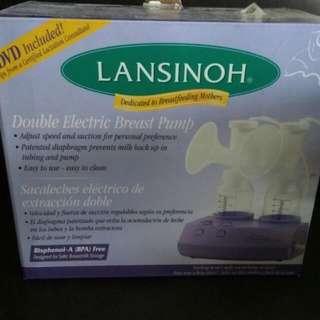 Lasinoh Electric Double Breast Pump
