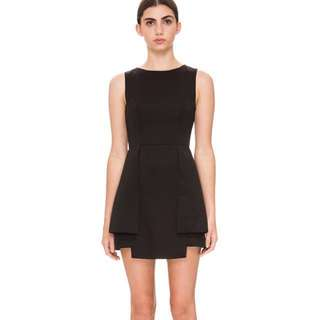 BNWT Finders Keepers The Frame Dress in BLACK