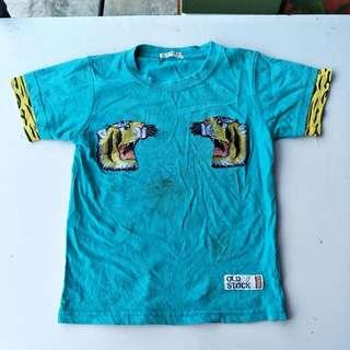 Sukajan Shirt Kids