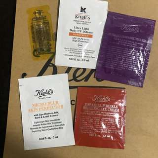Kiehl's bundle