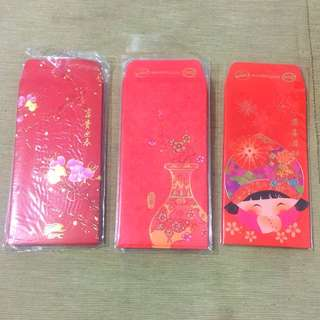 Ang Pao Packets ( SPC and ESSO )