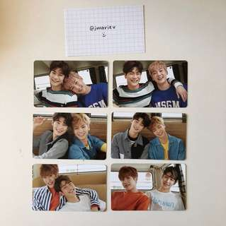 [WTS] ASTRO THE 1ST ASTROAD PHOTOCARDS