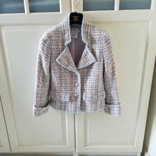 Chanel 2013 Cruise Collection Tweed Jacket