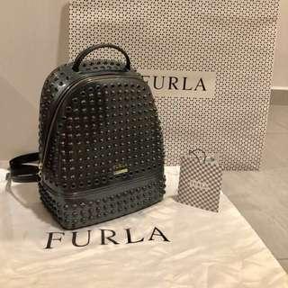 Furla PVC Studded Backpack