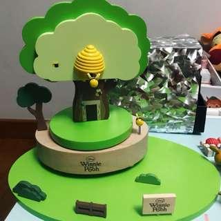 Winnie the Pooh Musical Box