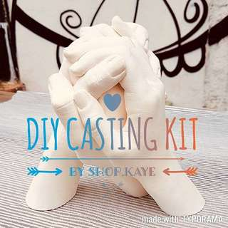 🌻DIY Hand and Foot Casting Kit 🌻
