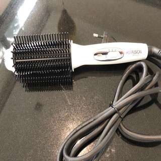 Hot Fusion Curling Brush