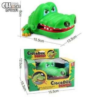Crocodlle dentise