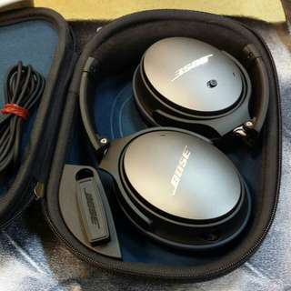 (TGN)Bose QC 25 NC Oval-Ear headphone