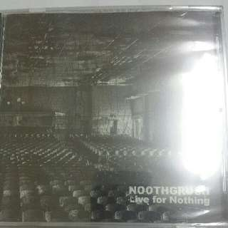 Music CD (Sealed, Doom Metal): Noothgrush–Live For Nothing