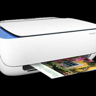 HP Deskjet Ink Advantage 3635 (All in One Printer)