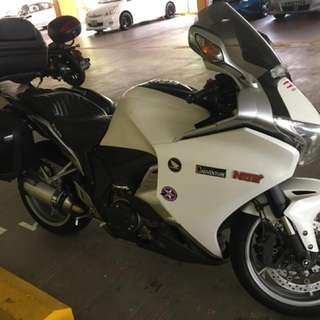 Honda VFR1200F for sale