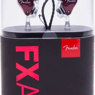 Fender  FXA6 IN-EAR MONITOR