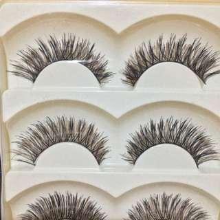 Natural Handmade False Eyelash