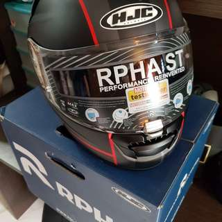 HJC Full Face Helmet -RPHA ST