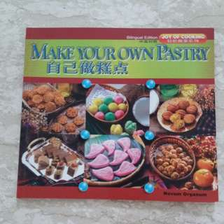 Preloved Make You Own Pastry Baking Book