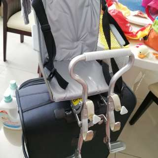 Toddler Seat to attach to Bicycle