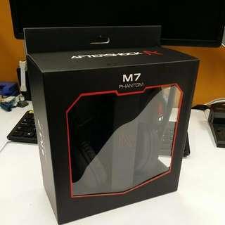 Aftershock M7 Phantom gaming headset