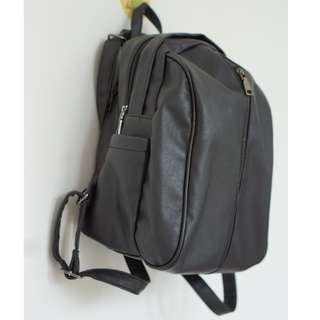 Tas Back Pack N-JI by Palomino Shizu (Black)