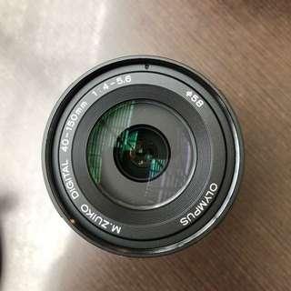 Olympus 40-150mm f4-5.6 R ED lens